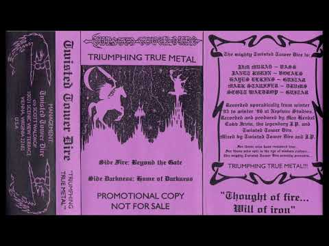 Twisted Tower Dire - Triumphing True Metal (Full Demo 1997)