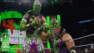 WWE Komik Montaj - The Lucha VS The Ascension #22 (küfürlü)