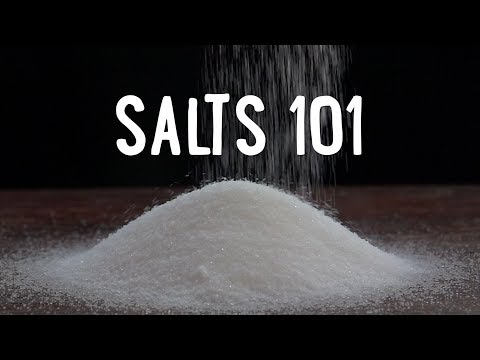 Salts 101: What's The Difference In Table Salt, Kosher Salt & Sea Salt? | Food 101 | Well Done