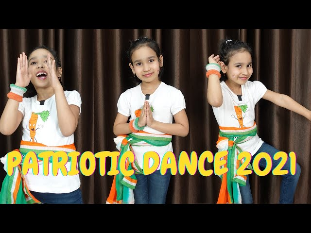 ONE INDIA MASHUP  / 26 JANUARY DANCE/ PATRIOTIC DANCE 2021/ INDEPENDENCE DAY DANCE | #LearnWithPari