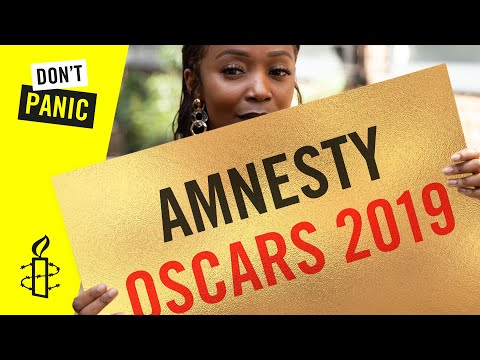 The 2019 Amnesty Oscars