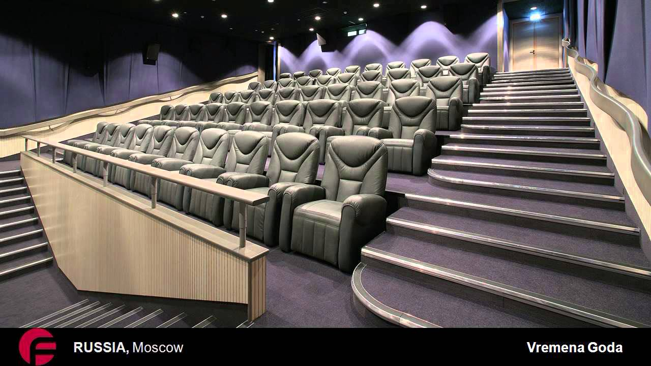 Butacas para cines vip de dise o figueras youtube - Butacas cine en casa ...