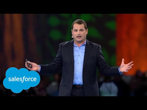 Service Cloud Keynote: Transform Your Service with the #1 Service Platform