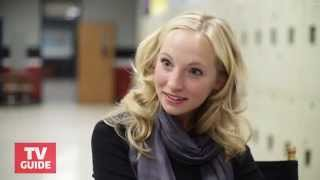 The Vampire Diaries: How well does Candice Accola know her love interests? We quiz her!