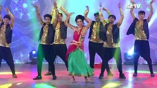 Eid Dance by Toma Mirza | Amar Ata Gache Te Tota Pakhi Basa Bedheche | SATV