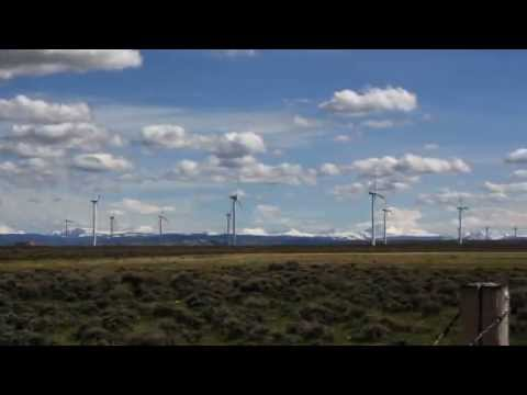 Wind Turbine Testing Facility -- Electric TV