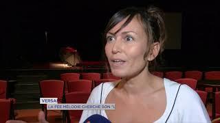 """Versailles : La fée Mélodie cherche son """"la"""" à la Royale Factory"""