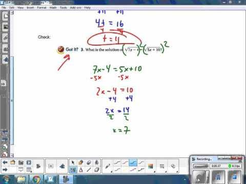 Algebra1 10.4