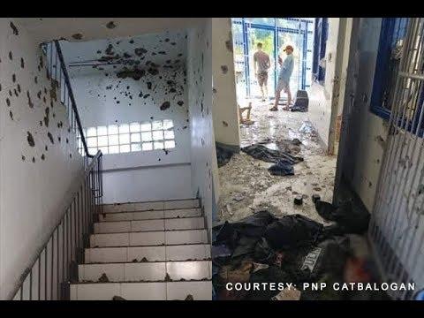 2 pulis sugatan, 3 NPA patay sa pag-atake ng teroristang grupo sa Northern Samar