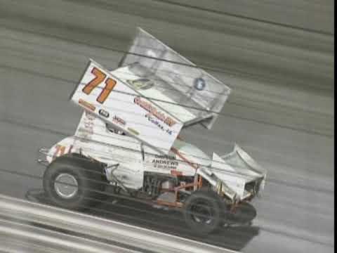 Knoxville Raceway August 1, 2009 - 360 & 410 Sprint Cars