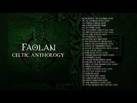 Celtic Music Mix by Faolan - Celtic Anthology