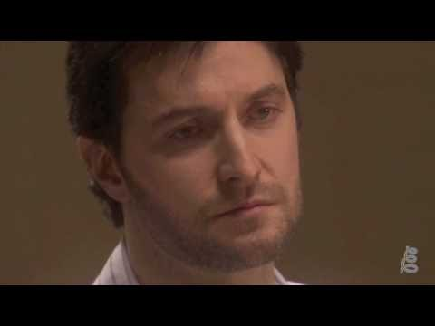 """Feeling Good""—Guy of Gisborne (Robin Hood), John Mulligan (Moving On), Richard Armitage!"