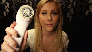 ASMRniversary Spa Day Treatment #2 of 3 - Exfoliating Hydra Facial (ASMR, Personal Attention)
