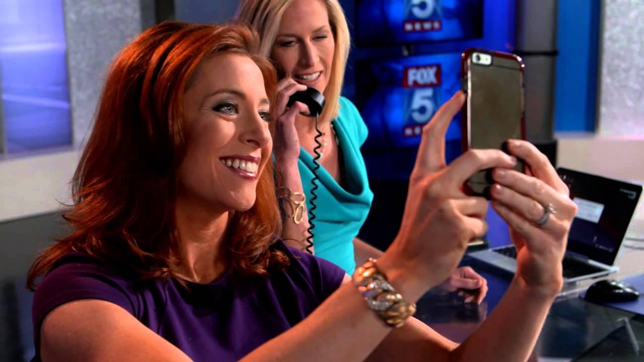 FOX 5 News at 5: Laura Evans and Sarah Simmons - YouTube