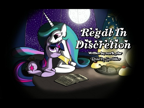 Pony Tales [MLP Fanfic Readings] Regal in Discretion(slice-of-life/romance - TwiDash)