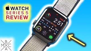 Apple Watch Series 5 REVIEW: Is It WORTH IT?!