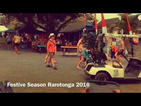 Cook Islands Holiday Guide - Festive Season in Raro 2016