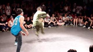 Lil G (Speedy Angels) VS Maksym & Kid-James (Lost Kidz) @ BOTY Germany 2010