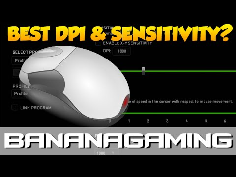CS:GO - Noob to Pro / DPI & Sensitivity