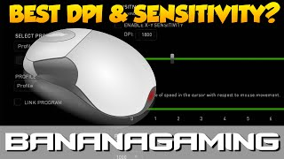 CS:GO - DPI & Sensitivity Index Explained - What