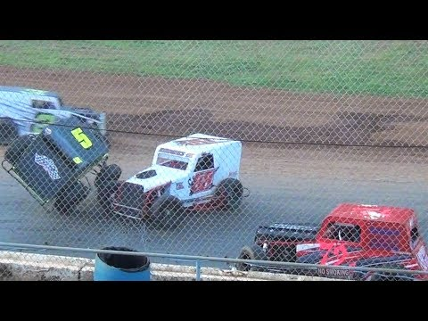 Dwarf Car Chaos@ River City Speedway 2019