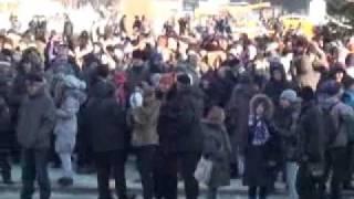 Митинг в Барнауле. Часть 2