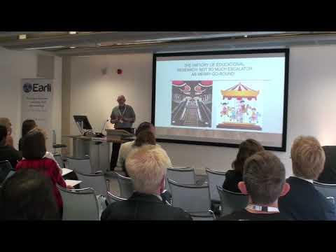 EARLI SIG 17 and SIG 25 conference, 2018 - Keynote - Martyn Hammersley