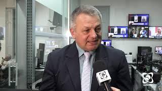 Sarg. Laudo pede emendas parlamentares, melhorias em rodovia, centro comunitário e entrega moção