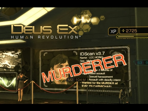 Deus Ex: Human Revolution - Part 16 - Shanghai Justice Side Quest - (X360/PS3/Wii U/PC/MAC)