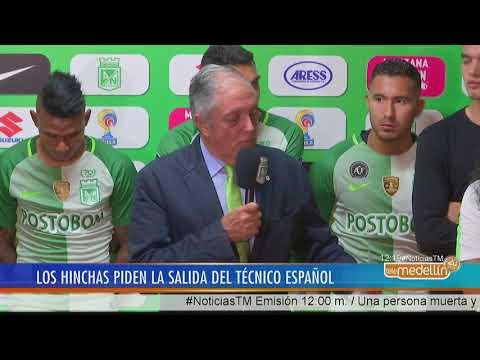Juan Manuel Lillo no pudo llevar a Atlético Nacional a la final [Noticias] - Telemedellín