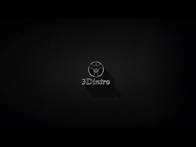 3Dintro.net 160 3d stroke logo - 3Dintro.net - Intro Video