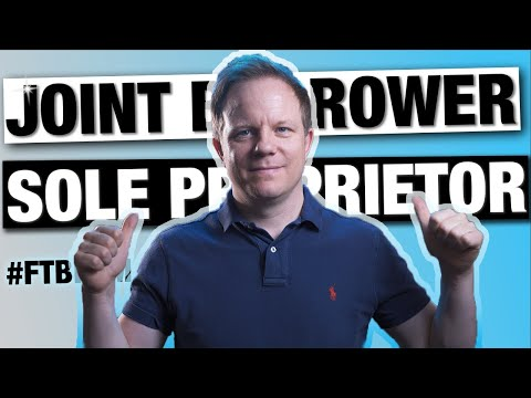 Joint Borrower Sole Proprietor Guarantor Mortgage // First Time Buyer Secrets