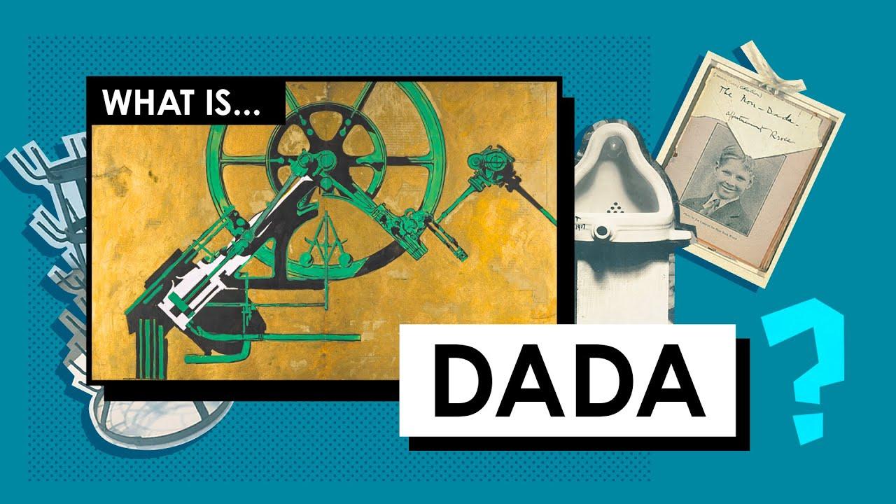 Dada Art Ideas