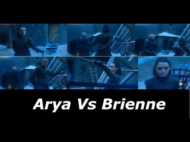 Game of Thrones Season 7 Episode 4 Teaser | Arya vs  Brienne | Sky Atlantic