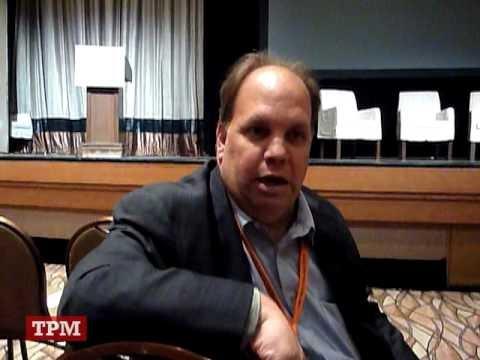 TPM Interviews DSCC Executive Director JB Poersch At Netroots
