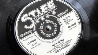The Damned - New Rose (Stiff Records 1976)