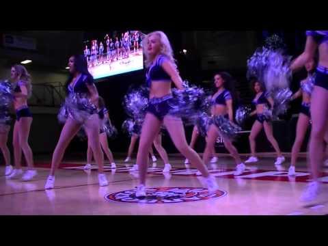 Toronto Argonauts Cheerleaders Cheer Extravaganza Grey Cup 2015
