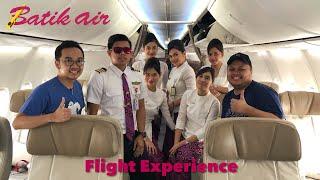 Batik Air Boeing 737-900ER | Surabaya - Jakarta ID6575 | ft. ikhwanhidayat
