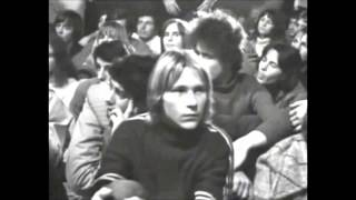 "Kraftwerk performing ""Ruck Zuck"" in November 1970 in Soest. Featuri..."