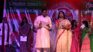 GATS singers present medley during Sankranthi Sambaralu at St Mary