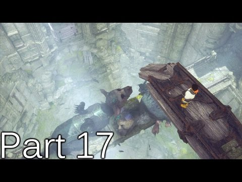 HE'S FLYING! | Whatcha' Playin | The Last Guardian | Part 17