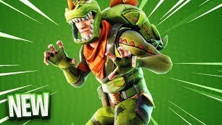 [Fortnite Rex Skin] (Tfue ceeday pewdiepie and DanTDM are all my family members jk plz no hate)