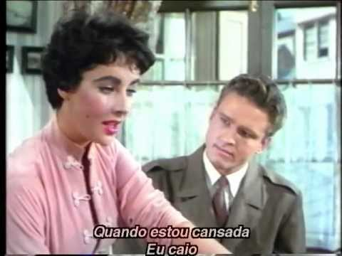 Elizabeth Taylor -  See How I'm Jumping (Rapsódia) 1954 - Tradução