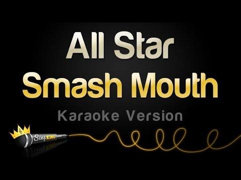 Smash Mouth - All Star (Karaoke Version)