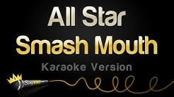 Smash Mouth - All Star (Karaoke Version)
