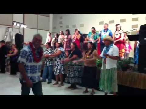Hawaiian Luau ~ Mannawanis Native Friendship Centre