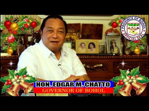 MERRY CHRISTMAS 2016 TO ALL OF US - Gov. Edgar M. Chatto