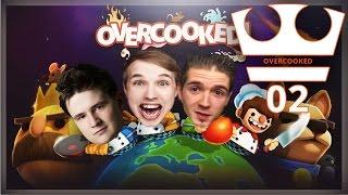 Jirka, Wedry a Baxtrix Hraje - Overcooked 02 - Nové recepty!