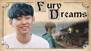 "Spitfire Storytime: ""Fury Dreams"" Animation & Speed Art"