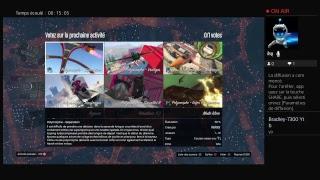 Diffusion PS4 en direct de Bradley-7300